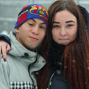 Maksym - Ukraine
